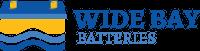 wide bay batteries footer logo